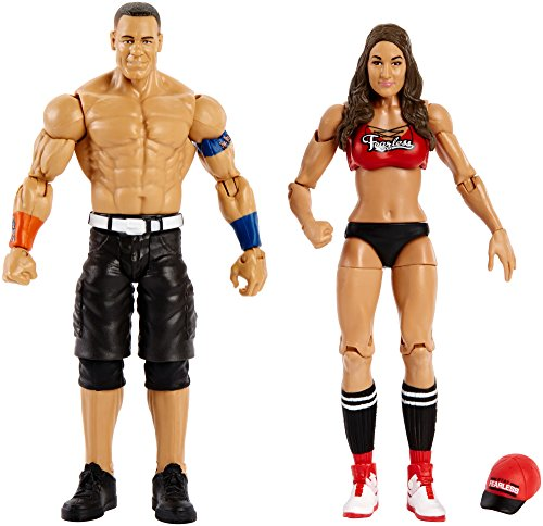 WWE Wrestle Mania Battle Pack #2 Figure Action (All Wwe Action Figures)