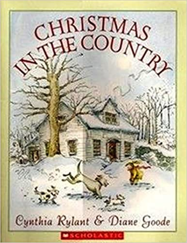 christmas in the country cynthia rylant 9780439591041 amazoncom books - Christmas In The Country