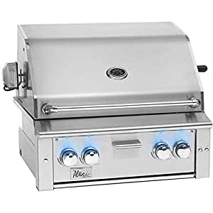 Summerset alturi (integrado, 76,2cm propano gas grill con quemadores de acero inoxidable y asador–alt30-lp