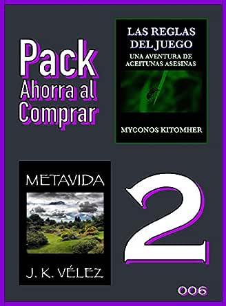 Pack Ahorra al Comprar 2 - 006: Las reglas del juego: Una aventura ...