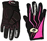 O'Neal Youth Element Glove (Black/Pink, Medium)