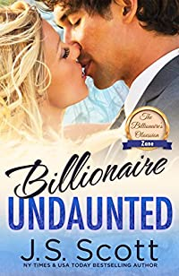 Billionaire Undaunted by J. S. Scott ebook deal