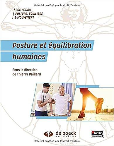 Posture équilibration humaines
