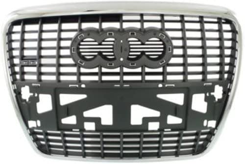 A4 Quattro Grille CPP Grill Assembly for 2002-2005 Audi A4