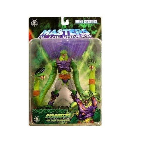 Masters of the Universe Series 5 > Sssqueeze Figure