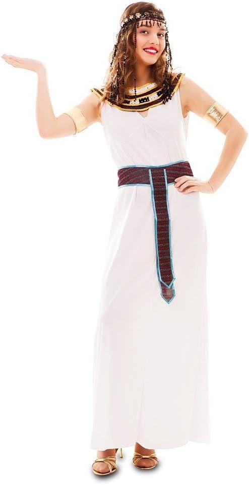 Fyasa 706484-t04 egipcio disfraz de mujer, tamaño grande: Amazon ...