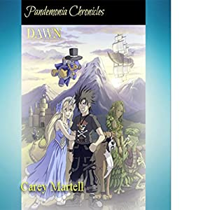 Pandemonia Chronicles: DAWN Audiobook