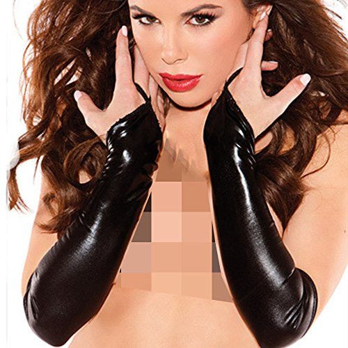 Sexy Women Latex - 5