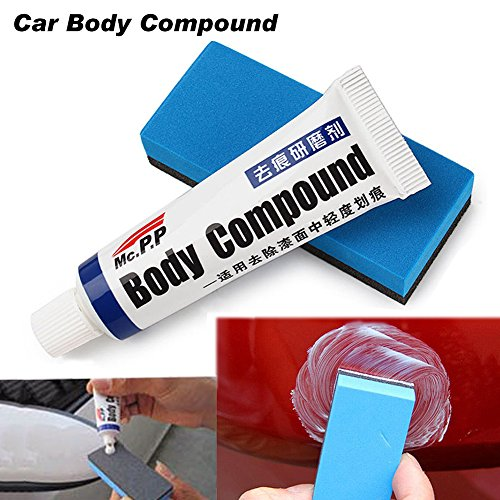Car Paint Scratch Repair Wax Abrasives Car Polishing Body Compound Wax Paint Care Scratching Repair Kit For Auto Styling Accessories