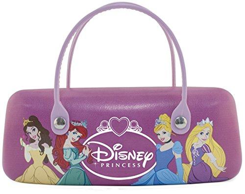 Disney Princess Girl's Pink Hard Glasses Case