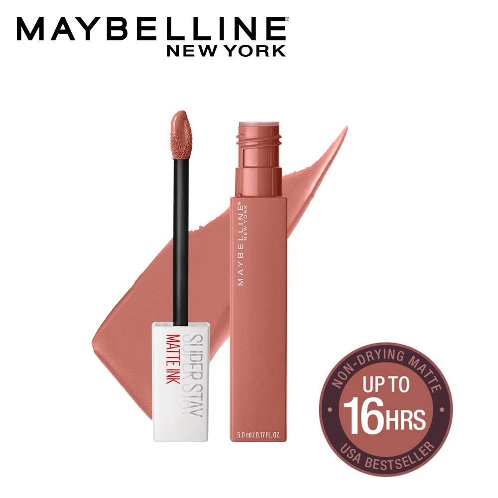 Maybelline-New-York-Super-Stay-Matte-Ink-Liquid-Lipstick thumbnail 55