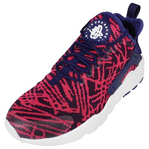 Run Huarache 818061 Blue Jacquard Ultra Air white 001 red Nike WMNS Zt1Fn