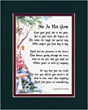 A Memorial Gift Present #95, (She Is Not Gone)The Loss Of A Mother, Grandmother, Sister. Bereavement Poem.