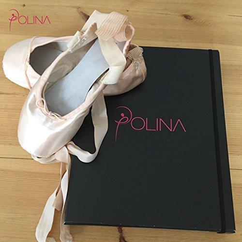Balletto Étoile Yoga Di Per Polina Pilates Viscosa Fitness Lunga In Nera Del Qualità Maglia Performance Nero Lifestyle Alta Bambù Danza Collezione Ideale Manica zRq0TWz