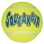 51rlkXyrMdL. SS150  - KONG Air Dog Squeak Air Tennis Ball Dog Toy