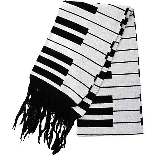 Keyboard Scarf Pack of 3