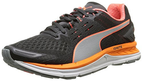 Puma Speed 1000 S Ignite Wn, Scarpe da Corsa Donna Grigio (Grau (Asphalt-fluo Peach-quarry 01))