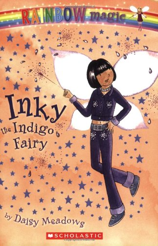 (Inky: The Indigo Fairy (Rainbow Magic: The Rainbow Fairies, No.)