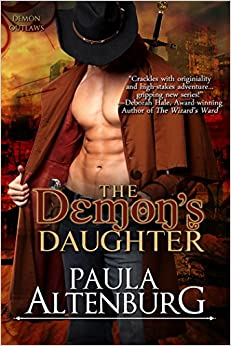 Book Demon's Daughter (Demon Outlaws)