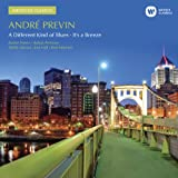 Andre Previn: A Different Kind of Blues; It's a Breeze
