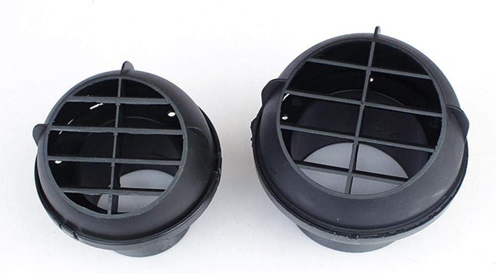 CALENTADOR WEBASTO like-minded Liteness 2PCS Rejilla de ventilaci/ón redonda de acero inoxidable de rejilla Rejilla de ventilaci/ón Rejilla de aire Rejilla de ventilaci/ón para ventilaci/ón y ventilaci/ón