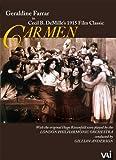 Carmen(1915 silent film)  Geraldine Farrar, Wallace Reid, Pedro de Cordoba, Cecil B. DeMille