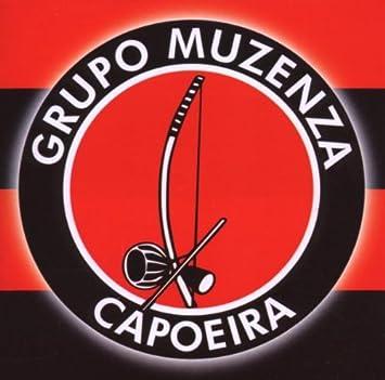 cd grupo de capoeira muzenza
