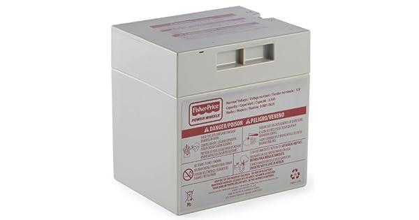 Amazon.com: Batería de 12 V para CORVETTE x6218 Potencia ...