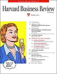 Harvard Business Review, October 2003