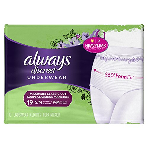 always-discreet-incontinence-underwear-for-women-bladder-protection-maximum-absorbency-small-medium-