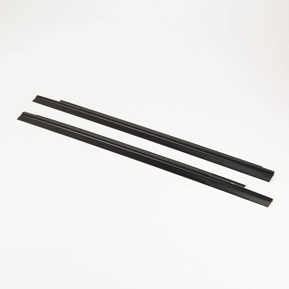 Bosch 00744998 Dishwasher Trim Kit Genuine Original Equipment Manufacturer (OEM) Part Black