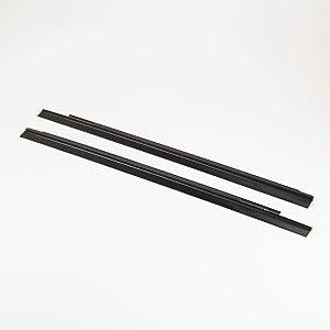Bosch 00744998 Dishwasher Trim Kit Genuine Original Equipment Manufacturer (OEM) Part Black