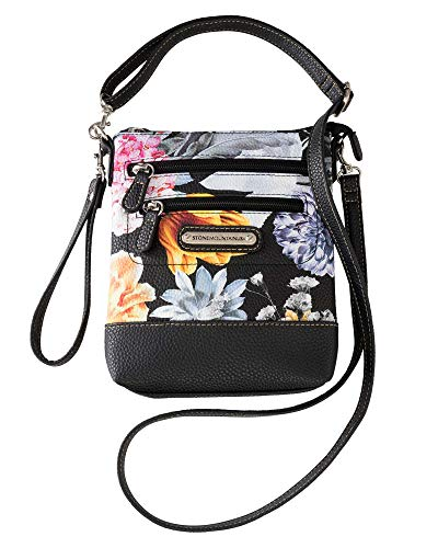 Stone Mountain Crossbody Handbags - 8