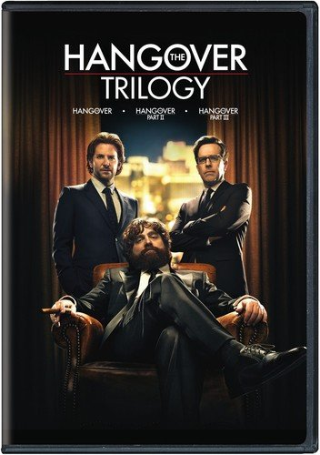 (The Hangover Trilogy (Part 1 and Part 2 are in Disc 1 ))