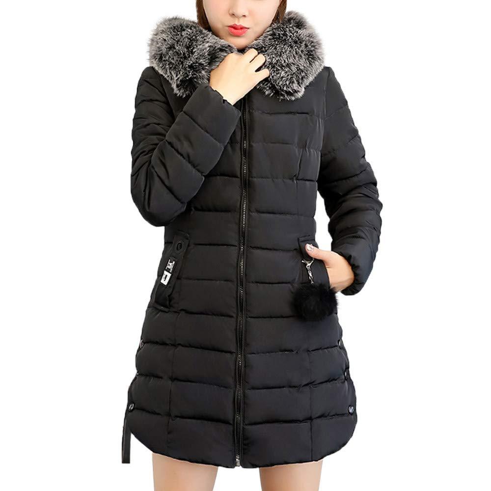 XUANOU Zipped Pockets Sports Coat Casual Outwear Hoodie Women by XUANOU