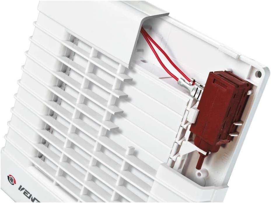 150 MA L Turbo 345cbm Vents Badl/üfter mit Platte 150mm