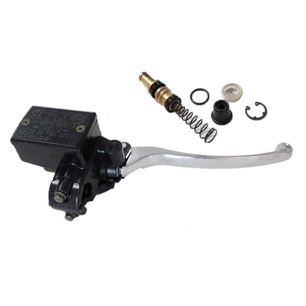 Amazon.com: Poweka 14mm Front Hydraulic Brake Master Cylinder For ...