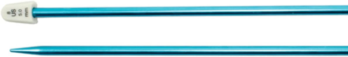 Susan Bates Silvalume Single Point Knitting Needles 14-Size 8//5mm