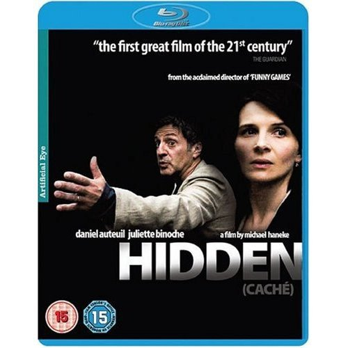 Hidden (Cache) [Blu-ray]