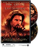 The Last Samurai (Widescreen) (2 Discs)