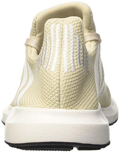 crystal ftwr White Swift Corsa clear Brown Donna Run W Scarpe Da Adidas S16 White Multicolore UxZpC77