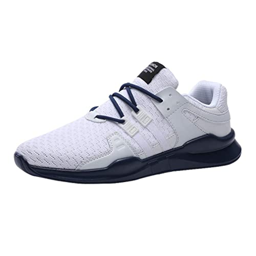 Yying Scarpe Sportive da Uomo Scarpe da Ginnastica Running Sneakers Lace-Up Scarpe  da Tennis 5a838f996b0