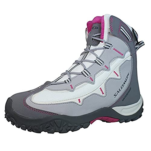 chic Salomon Stenson TS WP Womens Hiking Boots Shoes