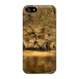 New Snap-on TimJames Skin Case Cover Compatible With Iphone 5/5s- Kahurangi National Park Karamea