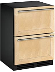 U-Line U-2275DWRCOL-00 24 Inch Under Counter Refrigerator