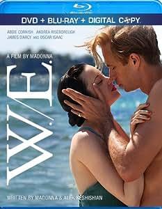 W.E (Blu-ray + DVD + Digital Copy)