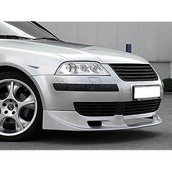 Badgeless Debadged V6 W8 Sport Front Grill w/o Emblem For VW Passat B5.5 3BG 01-05