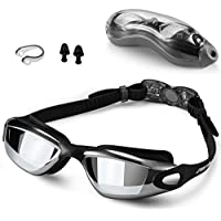 Swim Goggles,Swimming Goggles - Zerhunt Professional Anti...