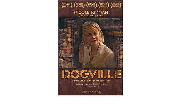Amazon Com Poster De Pelicula Dogville D 11 X 17 Hogar Y Cocina