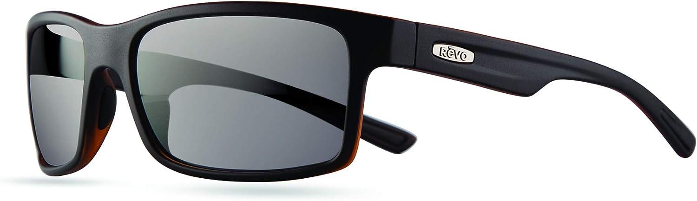 Revo Unisex Crawler Xl Sunglasses, Adult